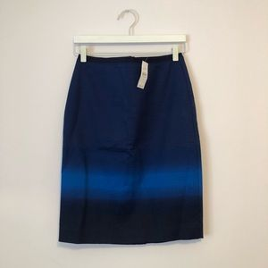 Loft fashion pencil skirt